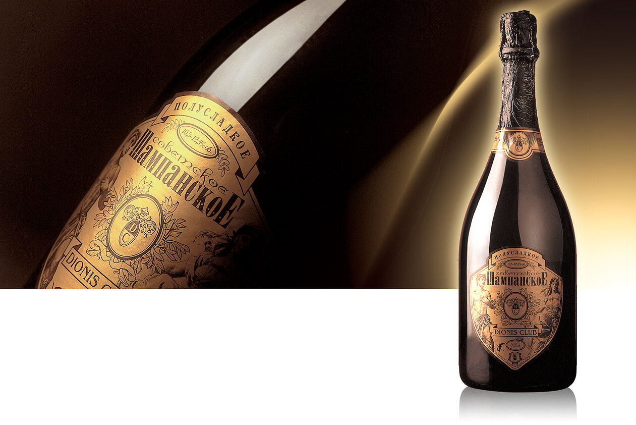 Шампанское «Dionis Club»