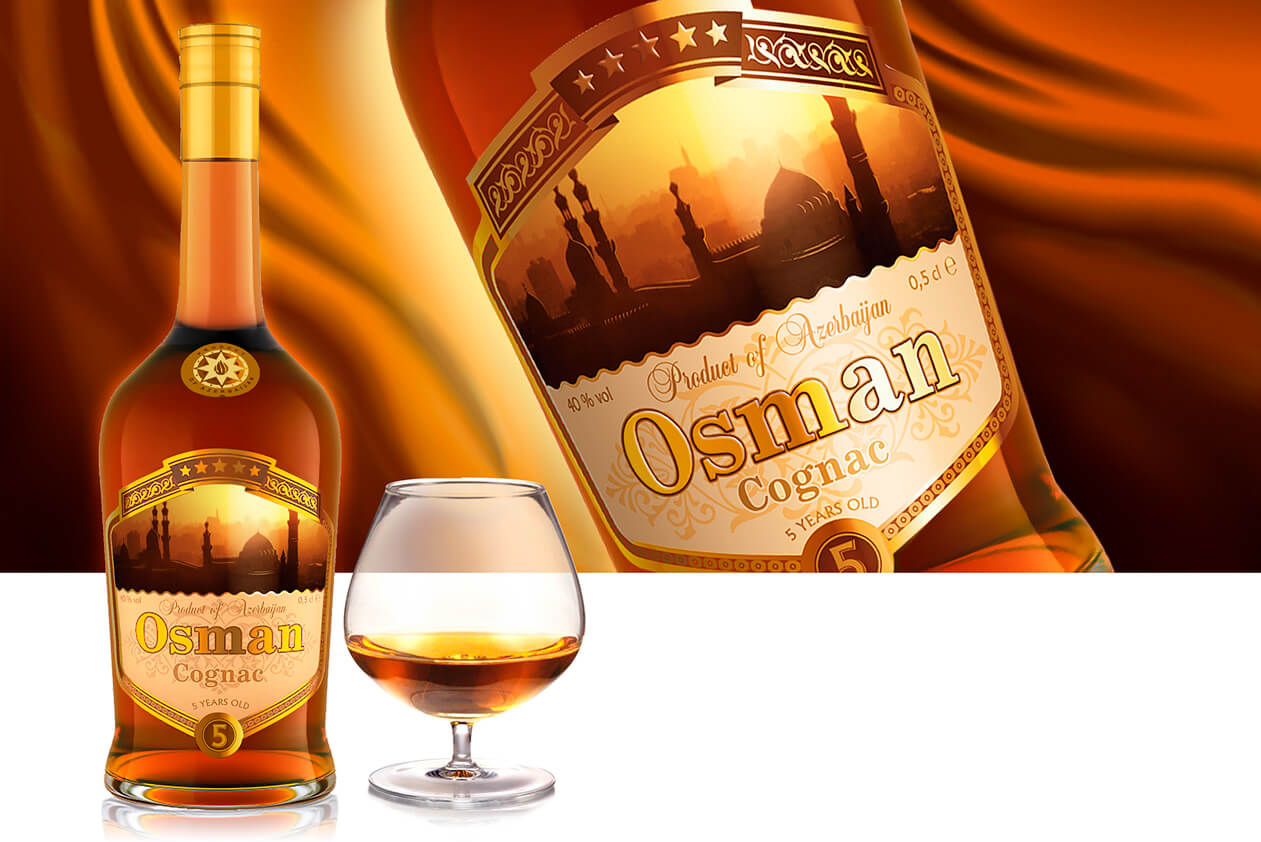 Коньяк Osman