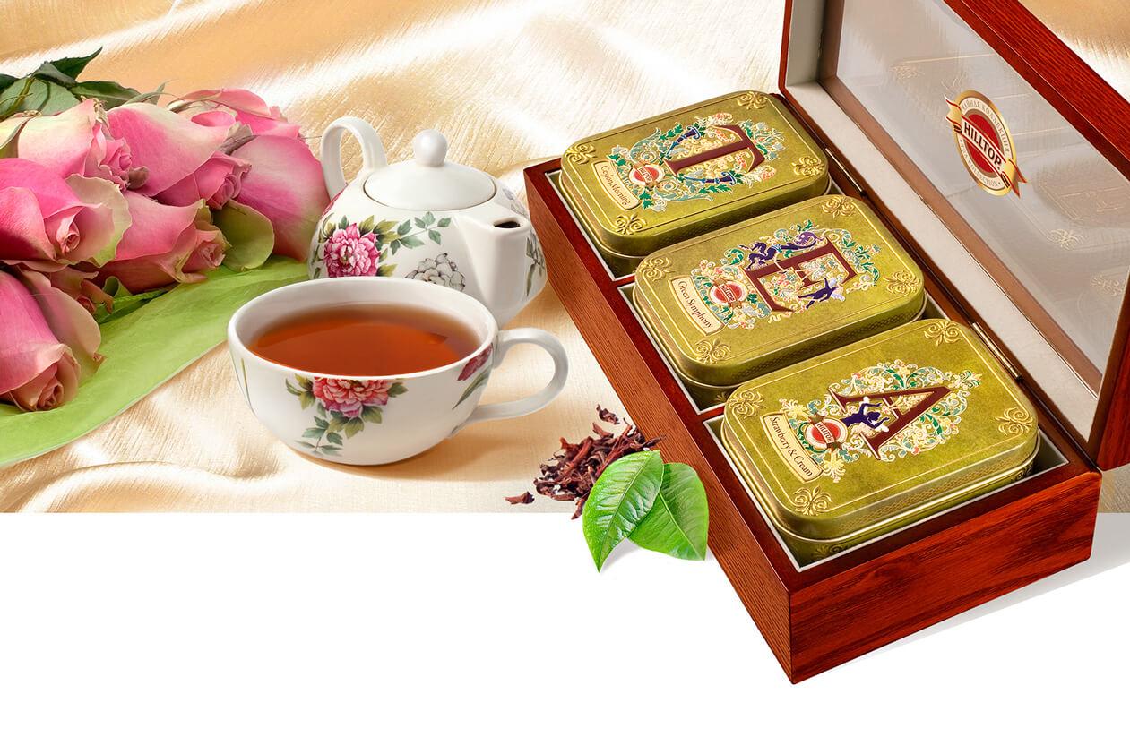 Hilltop premium tea