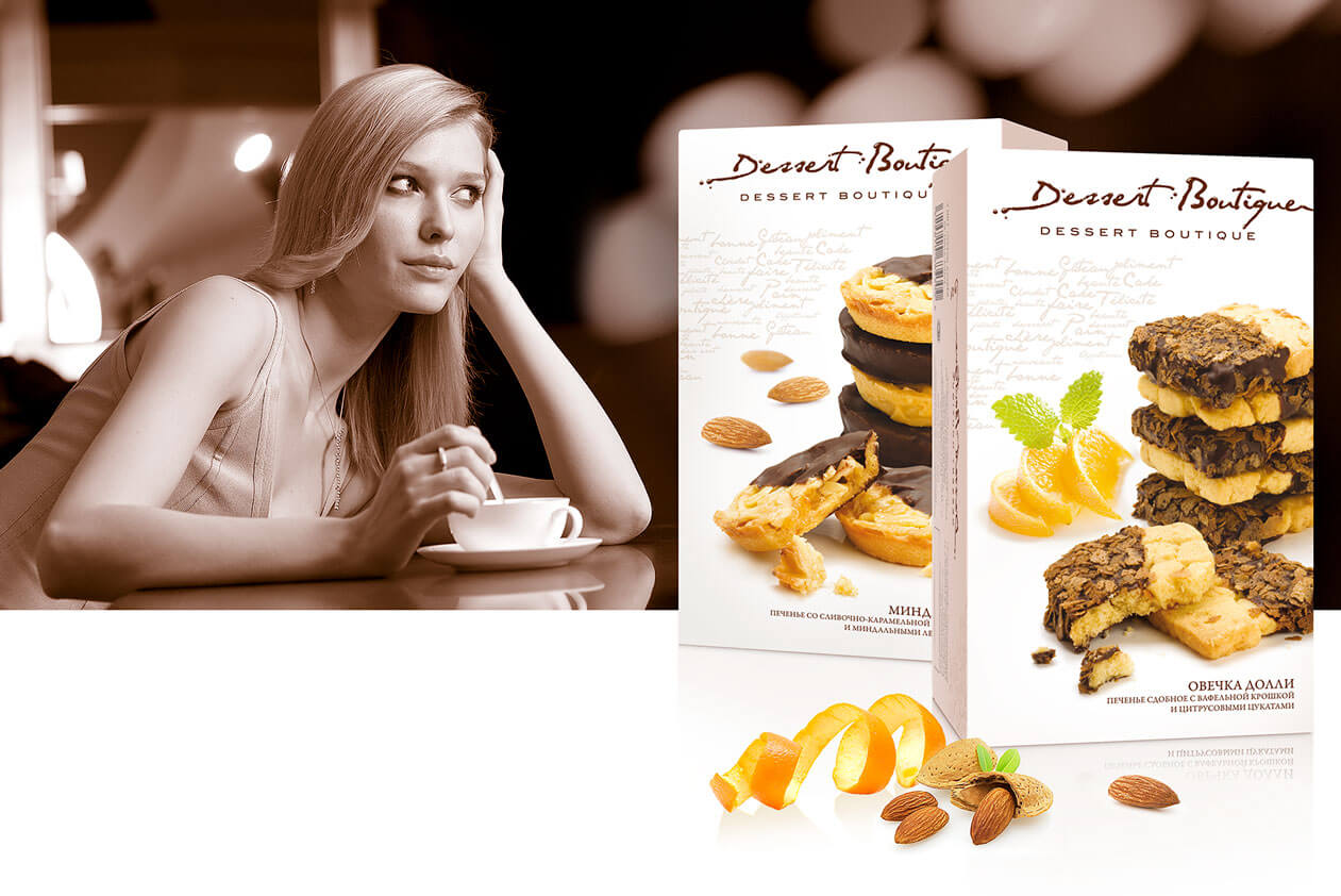Печенье «Dessert Boutique»