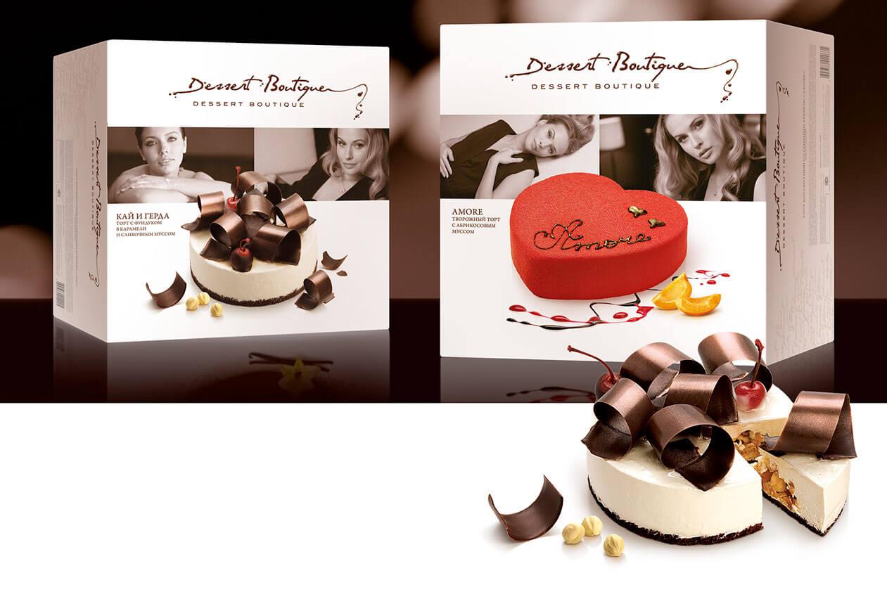 Торты Dessert Boutique