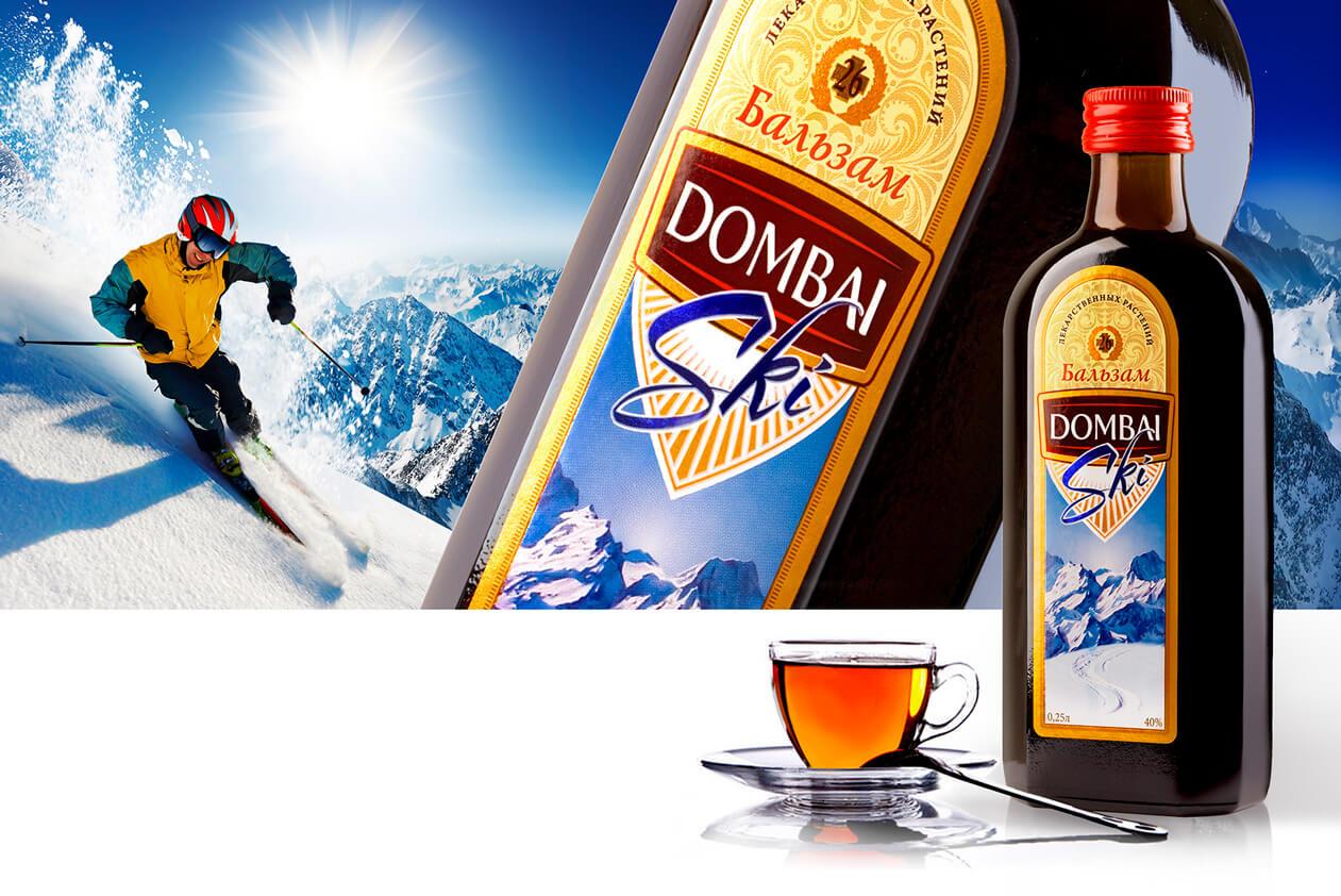 Бальзам «Dombai Ski»