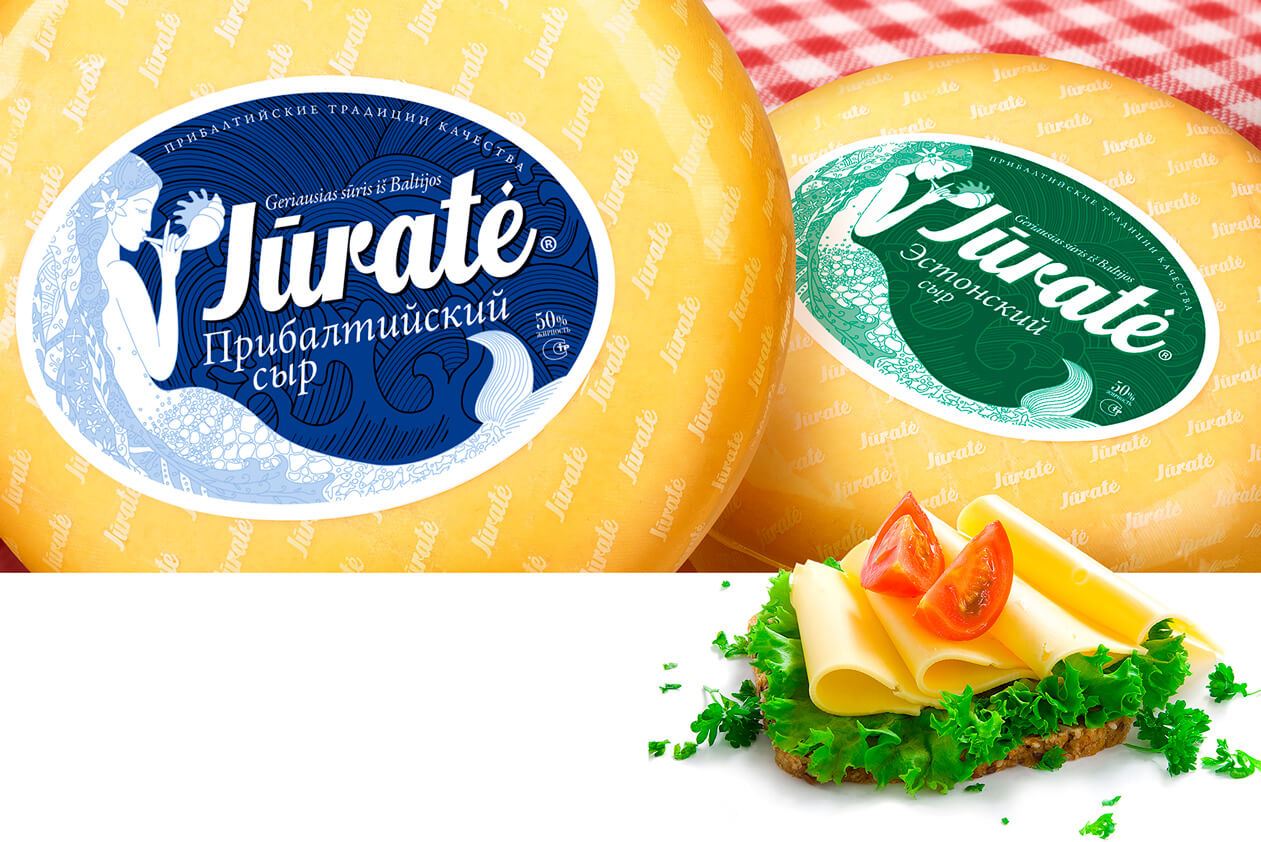 Сыр Jurate