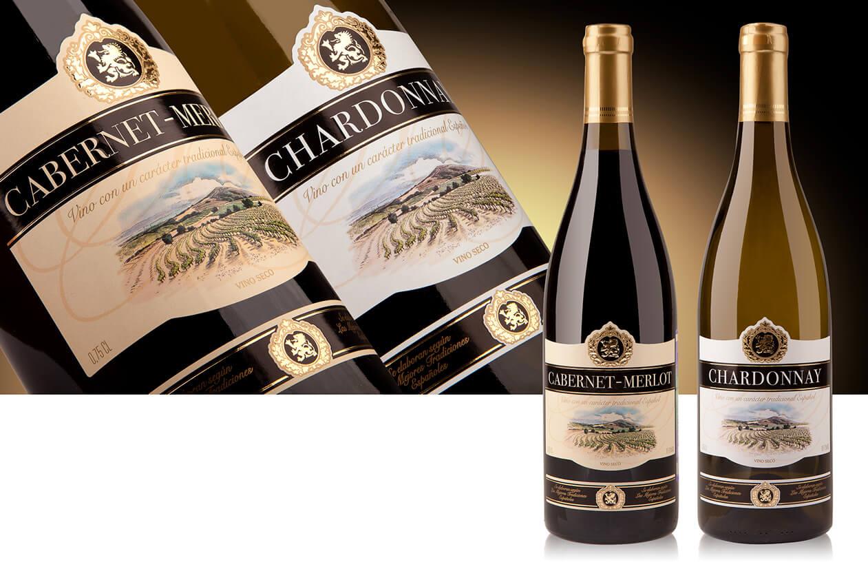 Испанская коллекция вин
