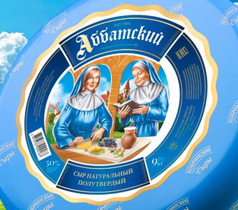 «Аббатский» сыр